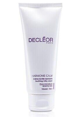 Decleor Harmonie Calm Soothing Milky Cream Salon size - 3.3 oz / 100 ml segunda mano  Embacar hacia Argentina