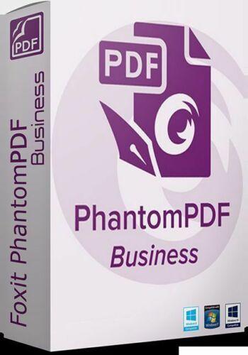 Foxit PhantomPDF Business 10.1.3✅ win x64/x86 🔥Latest 2021 🔥
