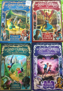 The Land of Stories book series