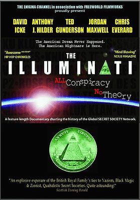 The Illuminati Vol 1   2   All Conspiracy No Theory   Antichrist Documentary Dvd