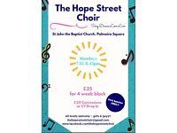 Free Taster @ The Hope Street Choir