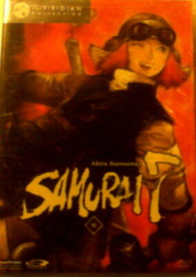 AKIRA KUROSAWA's SAMURAI 7 Volume 6 Three Episodes Plus Extras GONZO DVD SEALED