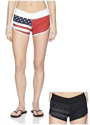 Hurley USA Phantom Beachrider Cheers Boardshorts Women's Multi Size // $50 NEW ()