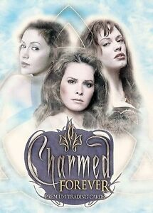 2007 CHARMED FOREVER 72 CARD SET W/WRAPPER