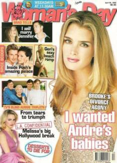 WANTED: 1990s WOMANS DAY OR NEW IDEA MAGAZINES