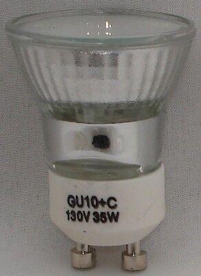 5 pcs. JDR+C MR-11 GU10  35W 130V Dimmable Flood Wide Beam Halogen Light Bulb