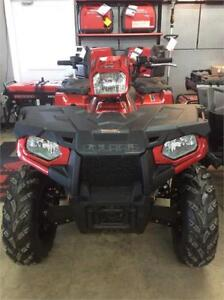 2018 Polaris Sportsman 570 SP Sunset Red