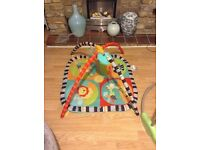 Baby play gym / play mat. Good condition