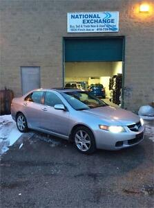 2005 Acura TSX - LOW KMS!