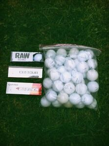 Lots of golf balls for SALE (include Pro-V, Titleist)
