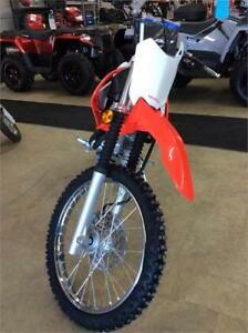 2018 Honda CRF125 Big Wheel