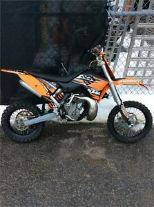 2010 KTM 65 SX
