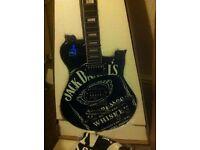 Jack Daniels Limited Edition Signature Guitar