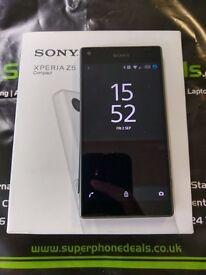 Used Z5 Compact (Black/Grey) 32GB
