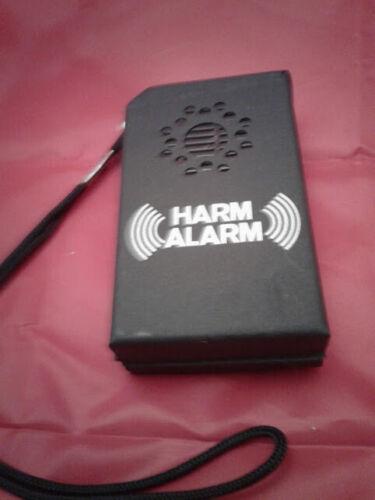 Personal Emergency Panic Sound the Harm Alarm