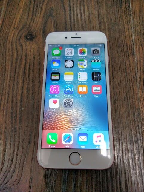 APPLE IPHONE 6S 16GB (ROSE GOLDLOCKED TO EEAPPLE WARRANTY FEB 2017in Coventry, West MidlandsGumtree - APPLE IPHONE 6S 16GB (ROSE GOLD) LOCKED TO EE APPLE WARRANTY FEB 2017 PHONE AND CHARGER ONLY RECEIPT WILL BE PROVIDED FOR TOTAL PEACE OF MIND TEL 02476 267847