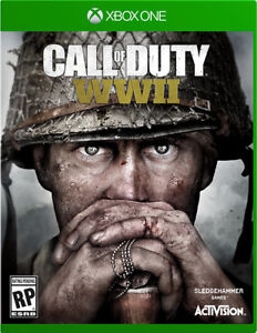 Call of Duty WW2 and Black Ops 3 (Unopened)