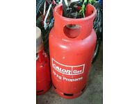 19kg calor gas propane bottle