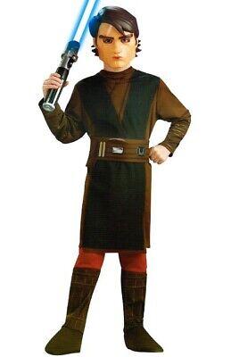 ★ Anakin Skywalker Star Wars HeldKostüm 98-104 Kinder padawan 4 - Star Wars Anakin Skywalker Kinder Kostüm