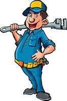 Gas Fitter (Hvac Furnace Repair, boilers, hot water tanks)