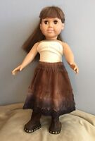 Doll Clothes - Skirt with boots
