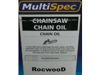 Oil, Chainsaw bar & chain oil 5L for Stihl, Husky and other saws