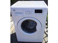 Beko new model 7KG A++ washing machine free delivery
