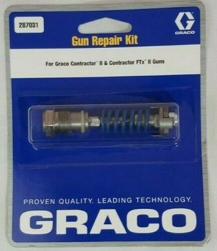 Graco Contractor II Contractor FTx II Gun Repair Kit 287031 287-031