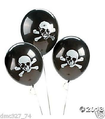 48 PIRATE Halloween Party Decorations 11