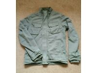 Superdry Mens Regiment Jacket Size L. Brand new condition
