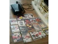 Ps3 pad, leads and 14 games