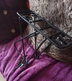 Bike rack and accessories