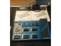 Preowned DigiTech RP3 Multi Effects Processor