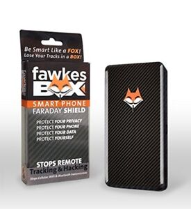 Brand New Fawkes Box Smart Phone Faraday Shield
