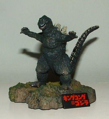 BANDAI Complete Works 1962 GODZILLA Diorama Mini Figure HG Yuji Sakai Gashapon
