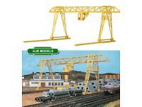 Ratio 546 Overhead Traversing Crane 1//76th Scale = /'00/' Gauge Plastic Kit T48