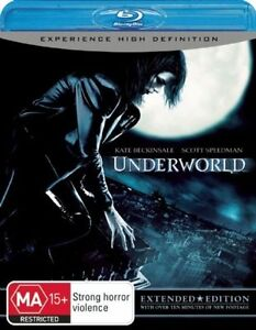 Underworld (Blu-ray, 2008)-Extended Edition - BRAND NEW & SEALED