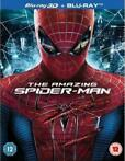 The Amazing Spider-Man (3D) (3D & 2D Blu-ray) (Blu-ray)
