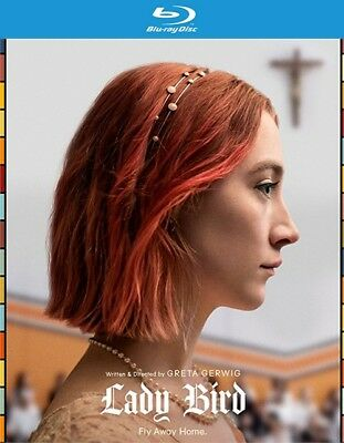 Lady Bird (Blu-ray Disc ONLY, 2018)