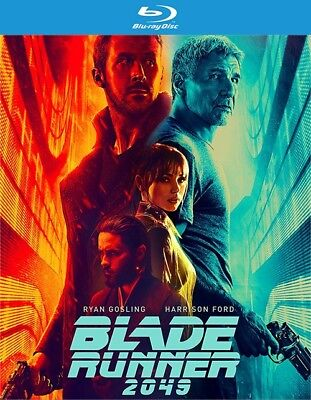 Blade Runner 2049  Blu Ray Disc Only  2018