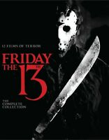 Friday The 13th Complete Collection in Blu-Ray