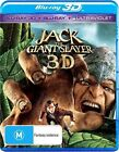 Jack the Giant Slayer 3D Blu-ray Discs