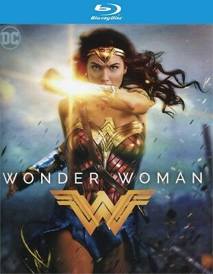 Wonder Woman  Blu Ray Disc Only  2017