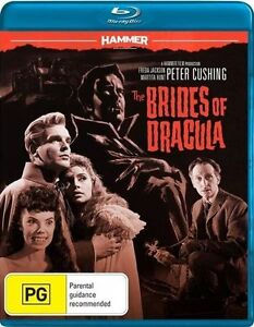 BRAND NEW SEALED The Brides Of Dracula (Blu-ray)