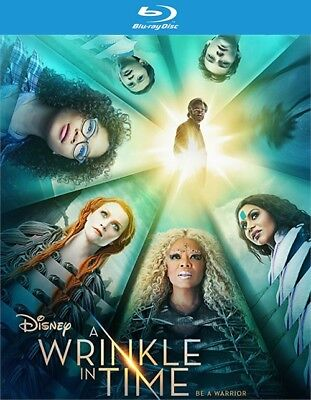 A Wrinkle in Time (Blu-ray Disc ONLY, 2018) - Disney](Spooky In Spanish)