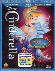 I am looking to buy Disney's Cinderella on Blu-Ray