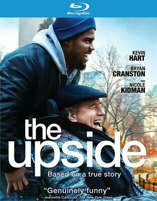 The Upside (Blu-ray Disc, 2019)