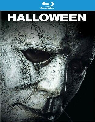 Halloween (Blu-ray Disc ONLY, 2018)