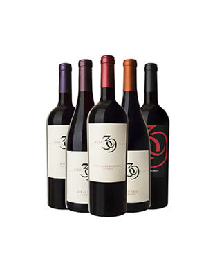 Specialty 39 Red Wine sampler 6 pack
