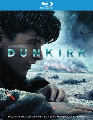 Dunkirk (Blu-ray Disc ONLY, 2017)